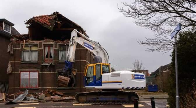 Sloop deel timmerfabriek Bodegraven 'een rotstreek'