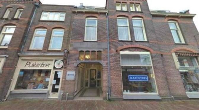 Prins Hendrikstraat, Postkantoor