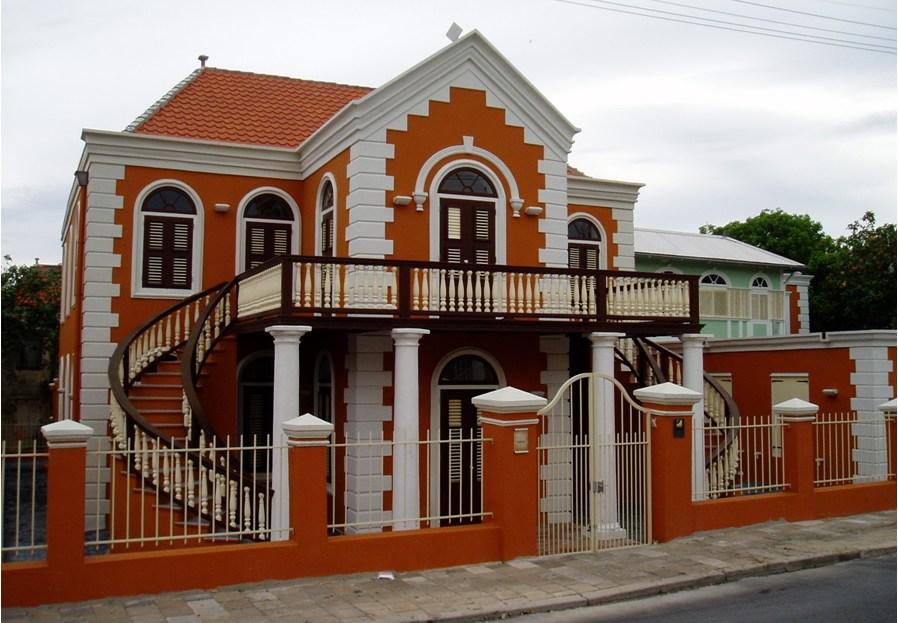 Facade Villa Sixta