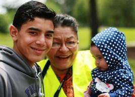 Zoila-volunteer