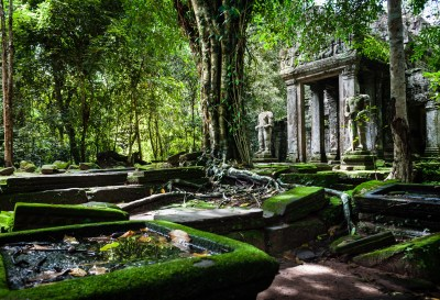 Angkor et sa région