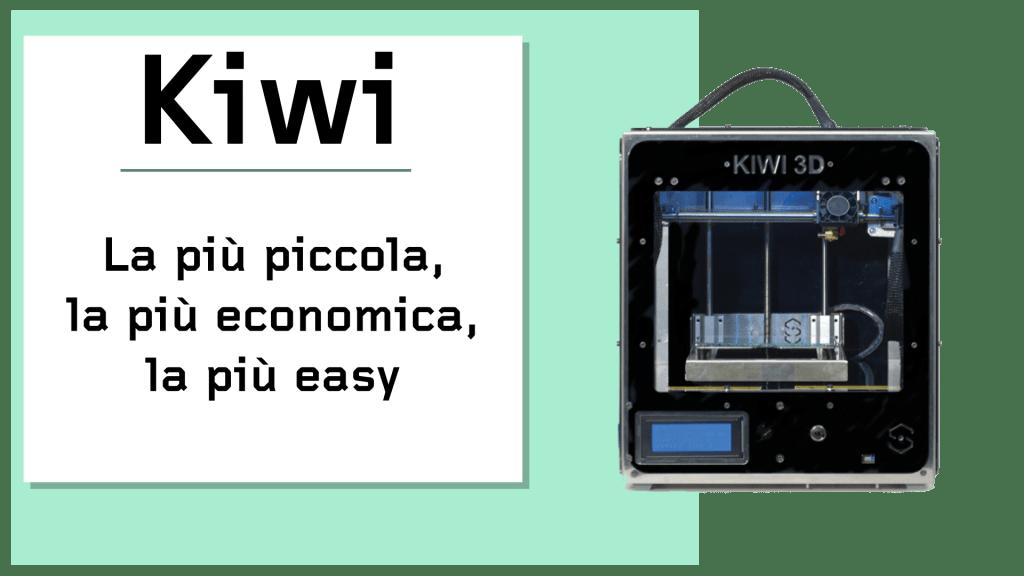 Prodotti Sharebot Monza stampante 3D Sharebot Kiwi 3D