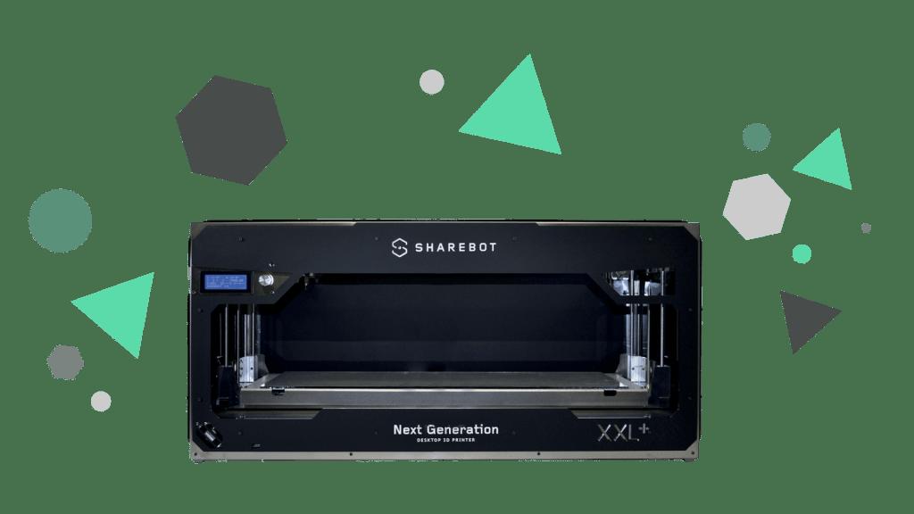 Stampanti 3D professionali Sharebot Monza Sharebot XXL stampante 3D