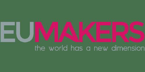 logo eumakers sharebot monza 3d printing stampa 3d store 3d shop