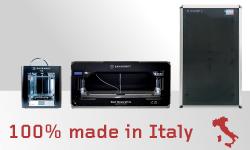 Stampanti 3D sharebot Monza stampa 3D