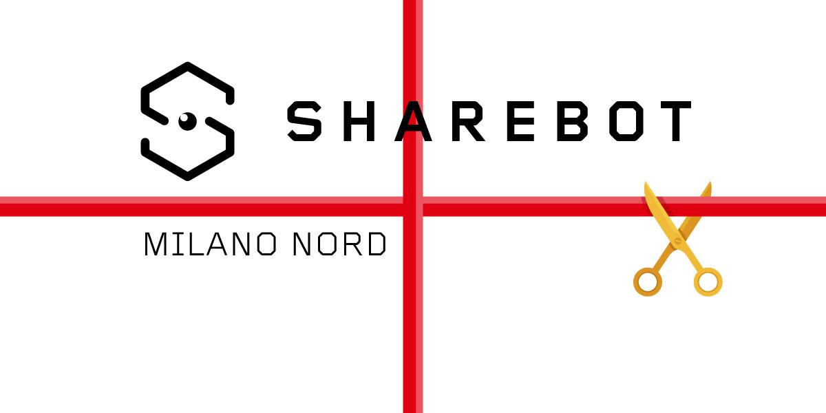 sharebot milano stampa 3D sharebot monza