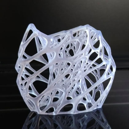 resine stampa 3d s clear sharebot monza