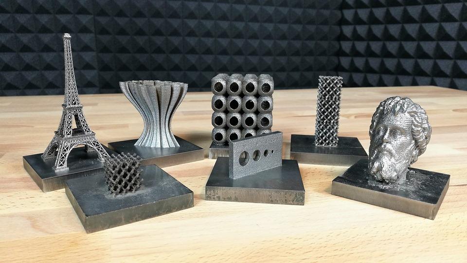 sharebot metal one stampante 3d sinterizzazione metallica monza