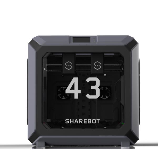 stampanti 3d filamento sharebot 43 3d store monza
