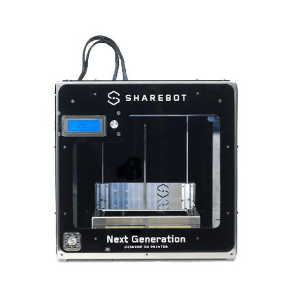 stampanti 3d filamento sharebot ng 3d store monza