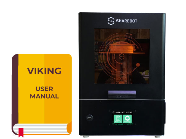 manuale sharebot viking stampante 3d store monza