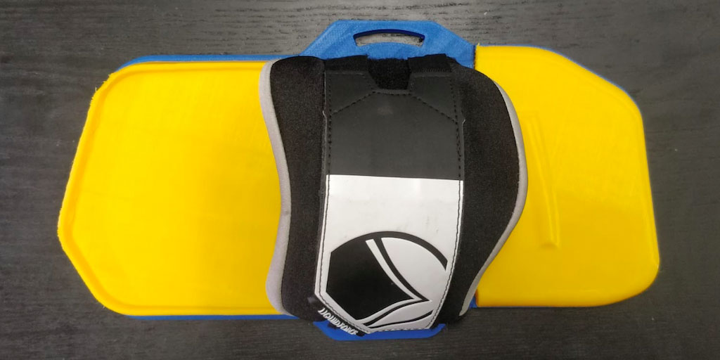 attacchi pads straps kitesurf stampa 3d store monza sharebot treed filaments