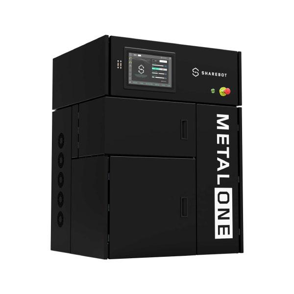 stampante 3d sinterizzazione metallica sharebot metal one 3d store monza