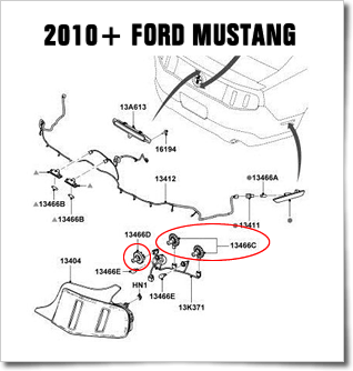 2013 Mustang Wiring Diagram : 27 Wiring Diagram Images