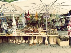 German marketplace