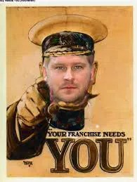 Your Franchise Needs You