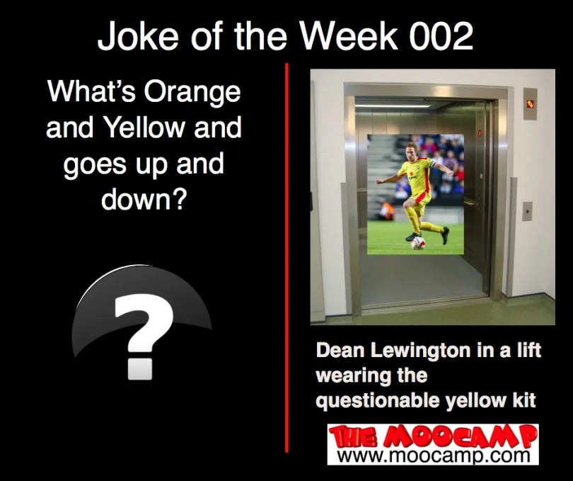 The MooCamp Radio Show - Joke of the Week 002
