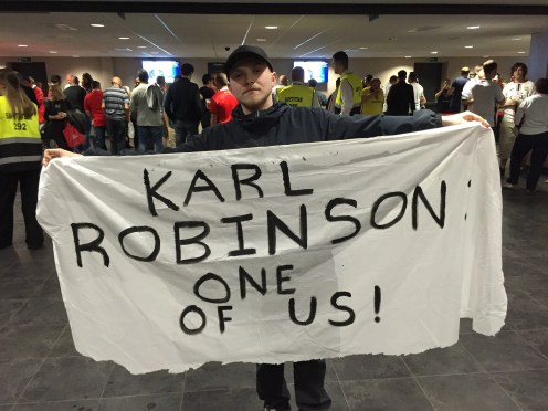 Robbo - one of us