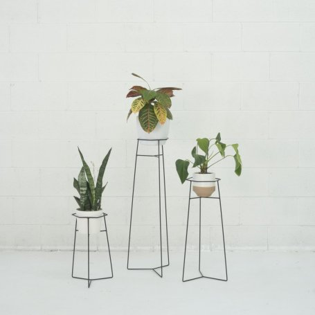 If you know me you know I LOVE plants in the house. These wire pot plant stands bring some edgy lines into your home. On the front porch or in the corner of the kitchen you need these ASAP! http://www.alexandcorban.co.nz