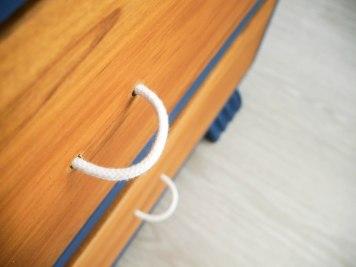 DIY Rope handles