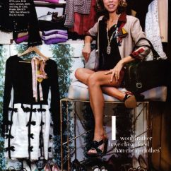 Wedding Sofa Dfs Leather Corner Review Moodboard: Home Profile: Prada's Mathilde Agostinelli