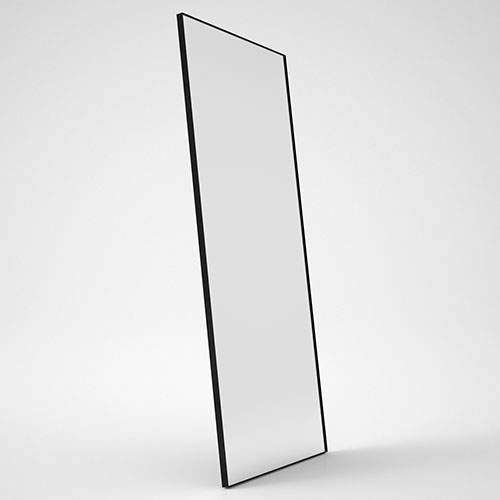 Large steel mirror from Moodi