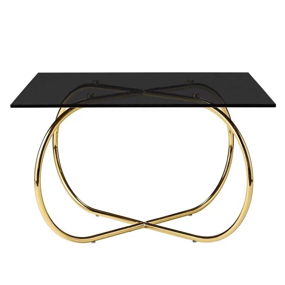 table basse angui noir or table basse angui noir