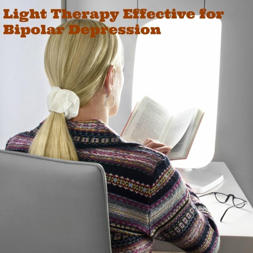 Bipolar Depression Light Therapy