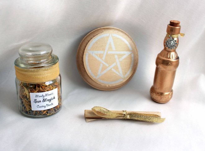 sun magick altar kit