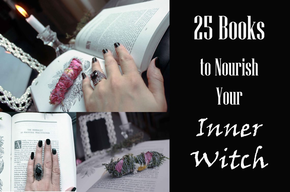 25 Books to Nourish Your Inner Witch