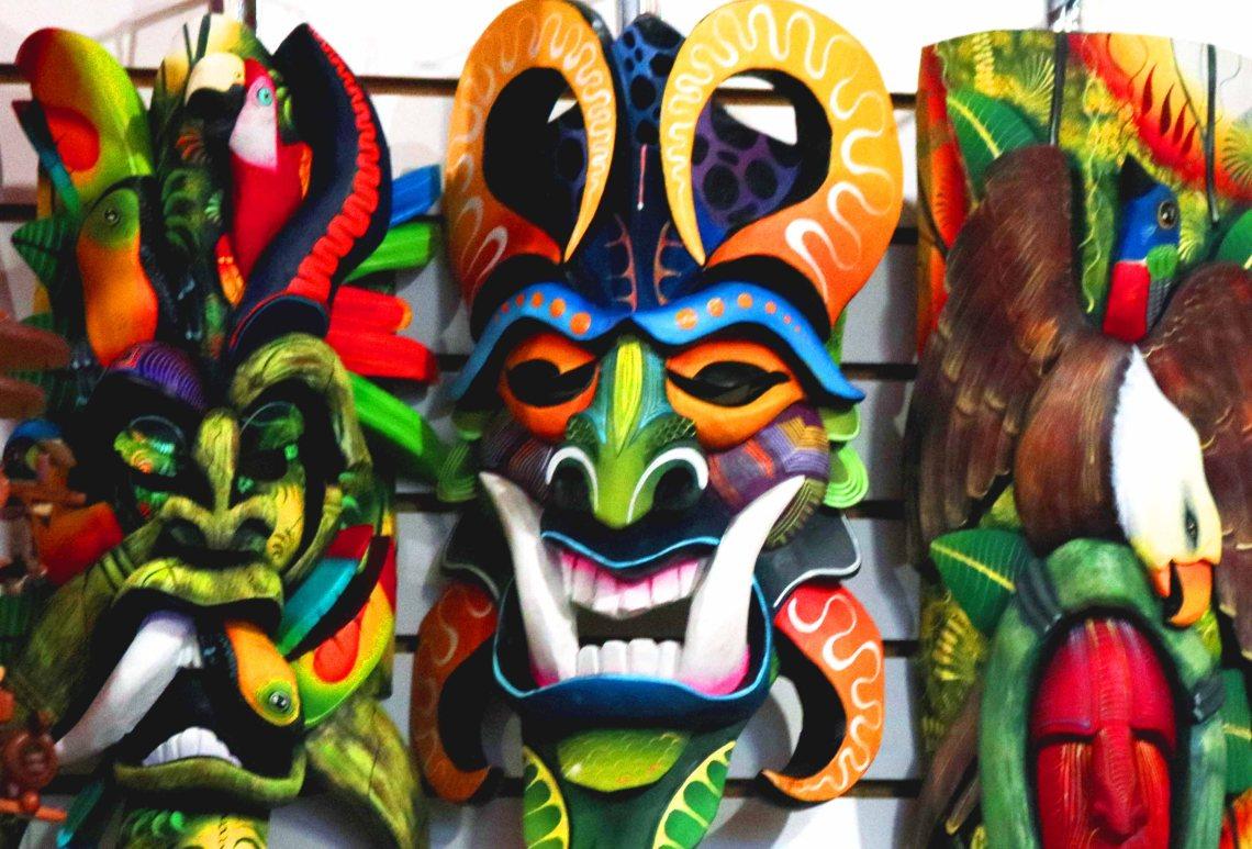 baruca masks