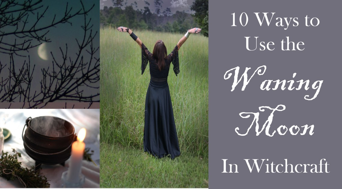 10 ways to use the waning moon