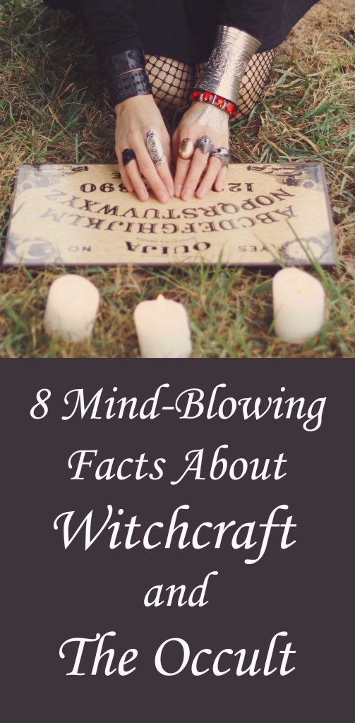 Mind blowing, credible, well-documented facts about witchcraft & the occult.