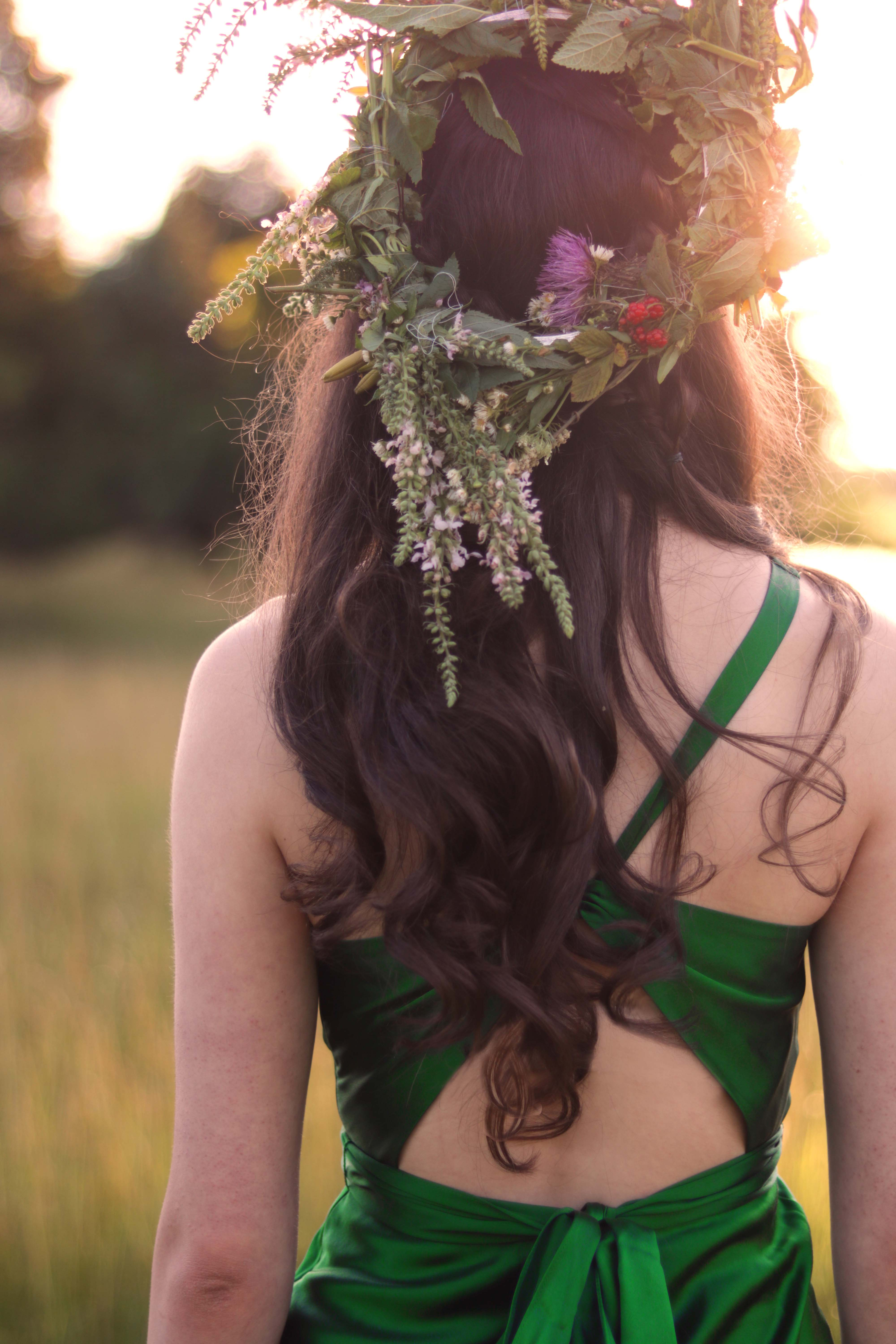 If you're planning a handfasting, but you're worried about your family's (or your SO's family's) reaction to a pagan wedding, Moody Moons has some ideas to help you get through the process drama free.