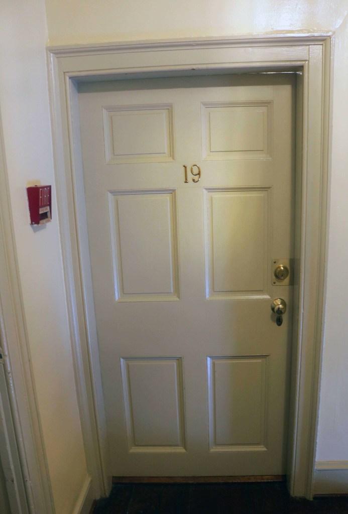 Room 19 of the Red Fox Inn