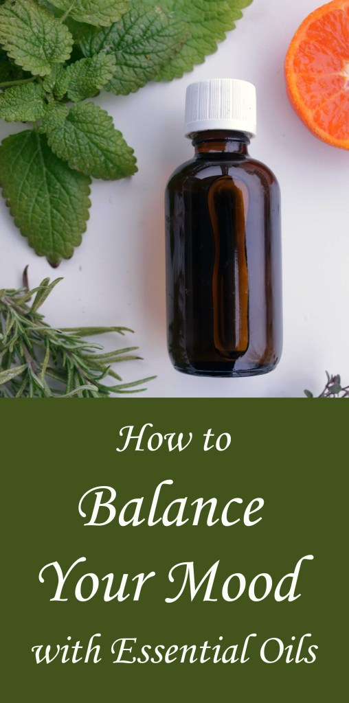 Balancing your mood with aromatherapy and essential oils.