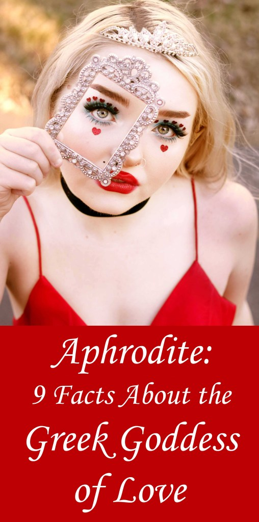 Temptress, magnificent beauty and cult of romance, these 9 facts about Aphrodite are worth tossing out at your next moon circle.