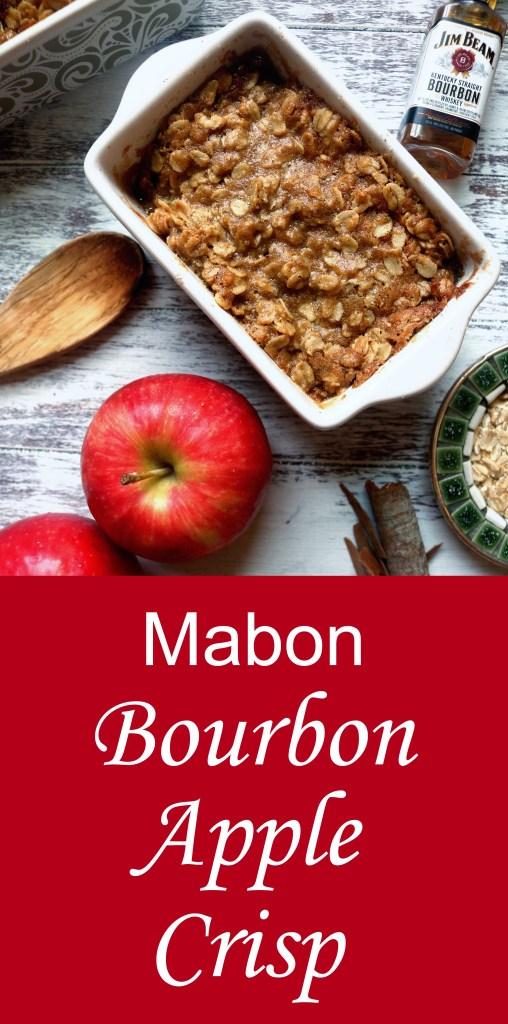 Bourbon Apple Crisp