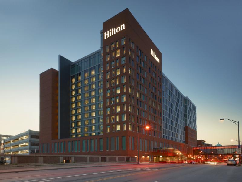 Moody Nolan  Hilton Downtown Columbus