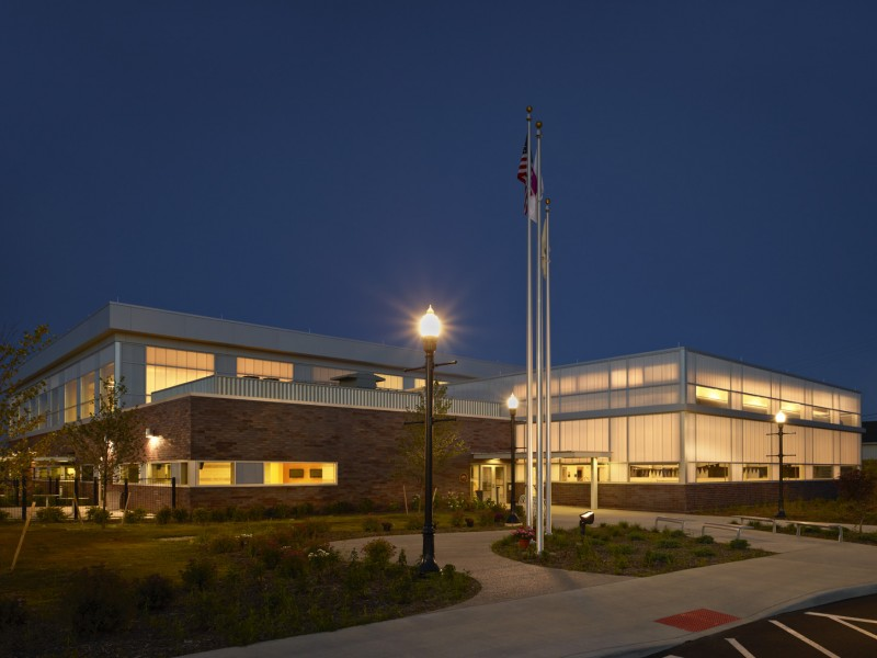 Moody Nolan  Warrensville Heights YMCA