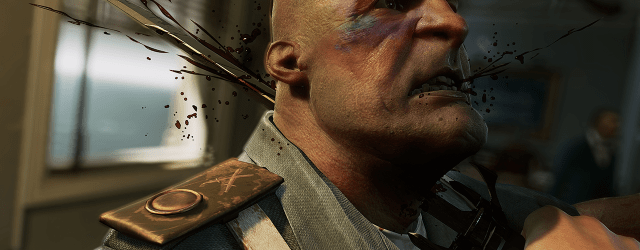 Dishonored 2 Head Stabbed