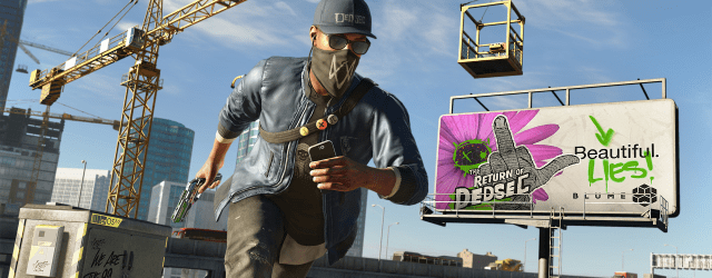 Watch Dogs 2 promo pic