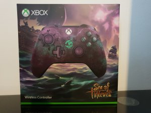 box for sea of thieves controllr