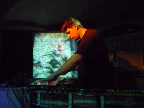 Moogulator @ Bleepfest III, Berlin