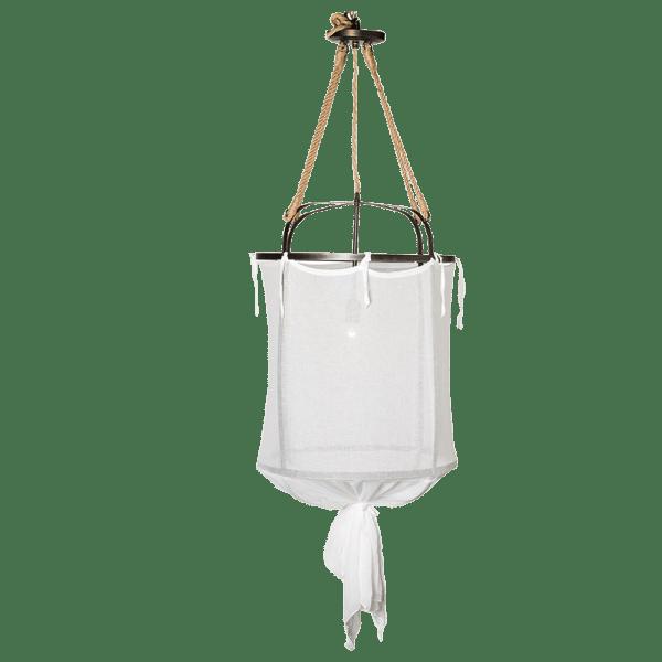 Suspension en lin Provence