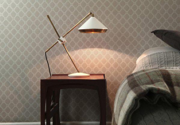 Shear Table Lamp
