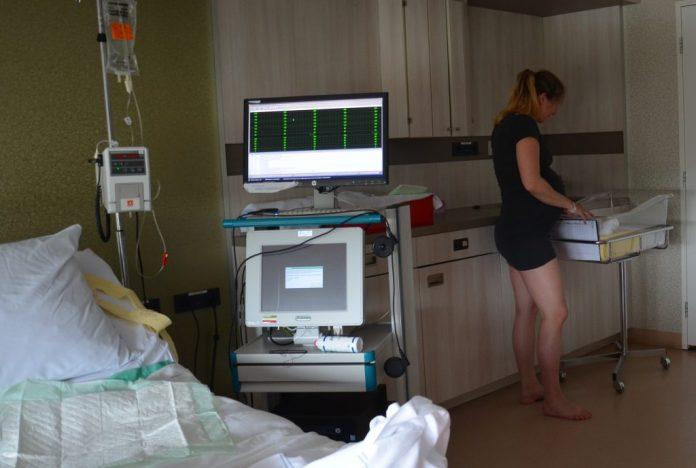 Ziekenhuis bevalling