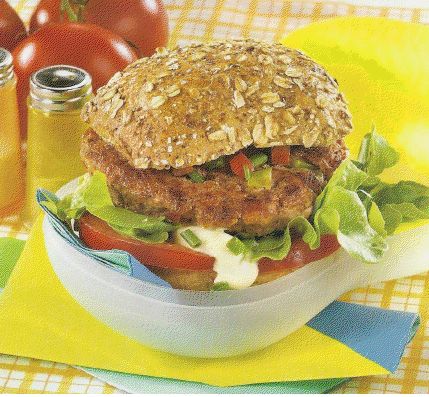 Broodje tartaarburger