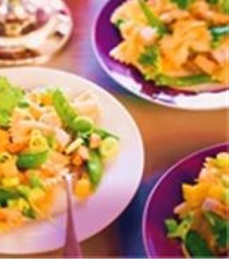 Heerlijke pastasalade