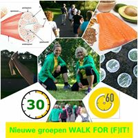 walk for fit nw groepen